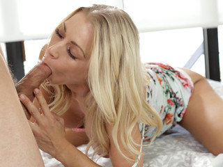 Satisfying My Stepmom